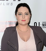 Actress Lauren Ash attends the premiere of ESPN Films' 'OJ Made In America' at The Paley Center for Media on June 1 2016 in Beverly Hills California