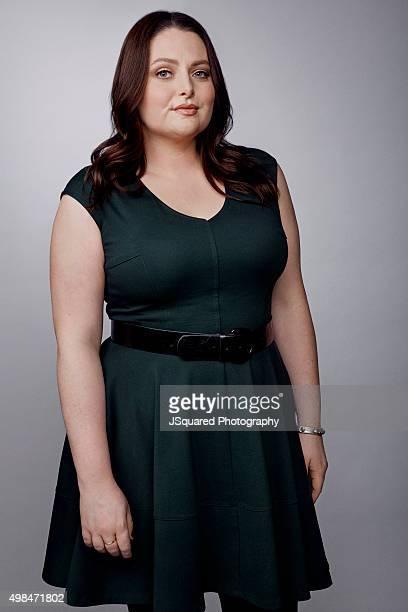 Actress Lauren Ash of NBC's 'Superstore' is photographed on November 18 2015 in Burbank California
