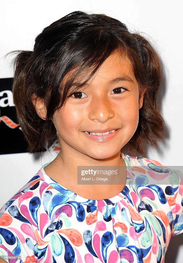 Actress Lauren Bermudez arrives Screenings Of 'The Dead Kid' And 'My Life My Power' held at CAP Studios on April 30, 2013 in Sherman Oaks, California.