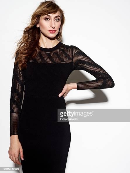 Actress Lauren Blumenfeld is photographed for on October 28 2016 in Los Angeles California