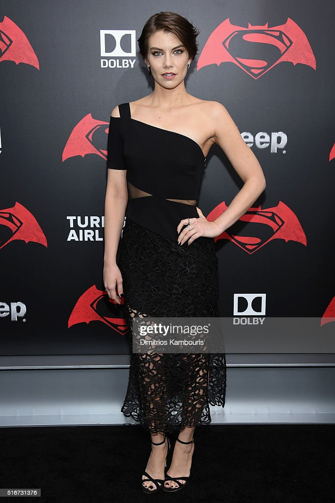 """Batman V Superman: Dawn Of Justice"" New York Premiere - Inside Arrivals"