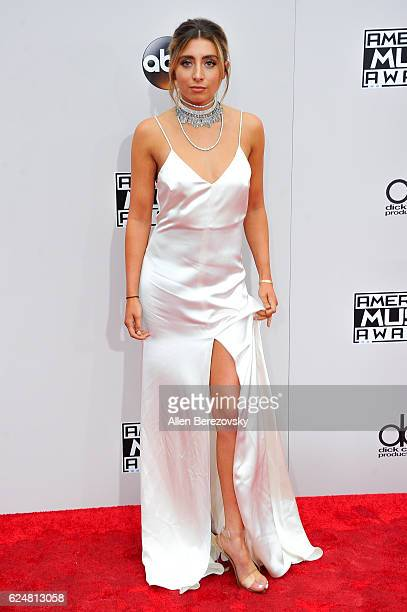 Actress Lauren Elizabeth arrives at the 2016 American Music Awards at Microsoft Theater on November 20 2016 in Los Angeles California