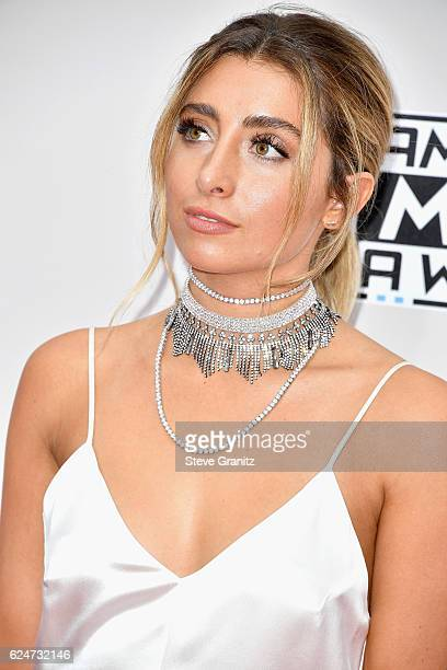 Actress Lauren Elizabeth attends the 2016 American Music Awards at Microsoft Theater on November 20 2016 in Los Angeles California