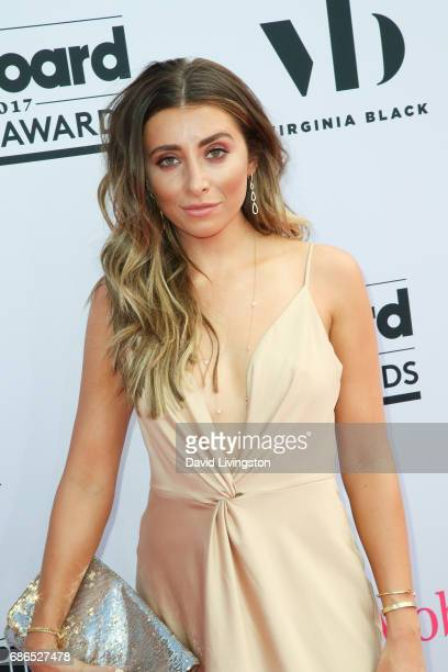 Actress Lauren Elizabeth attends the 2017 Billboard Music Awards at the TMobile Arena on May 21 2017 in Las Vegas Nevada