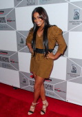 Actress Lauren London arrives at the Surreal4Real charity event benefiting the Little Princess Foundation at Vibiana on June 2 2011 in Los Angeles...