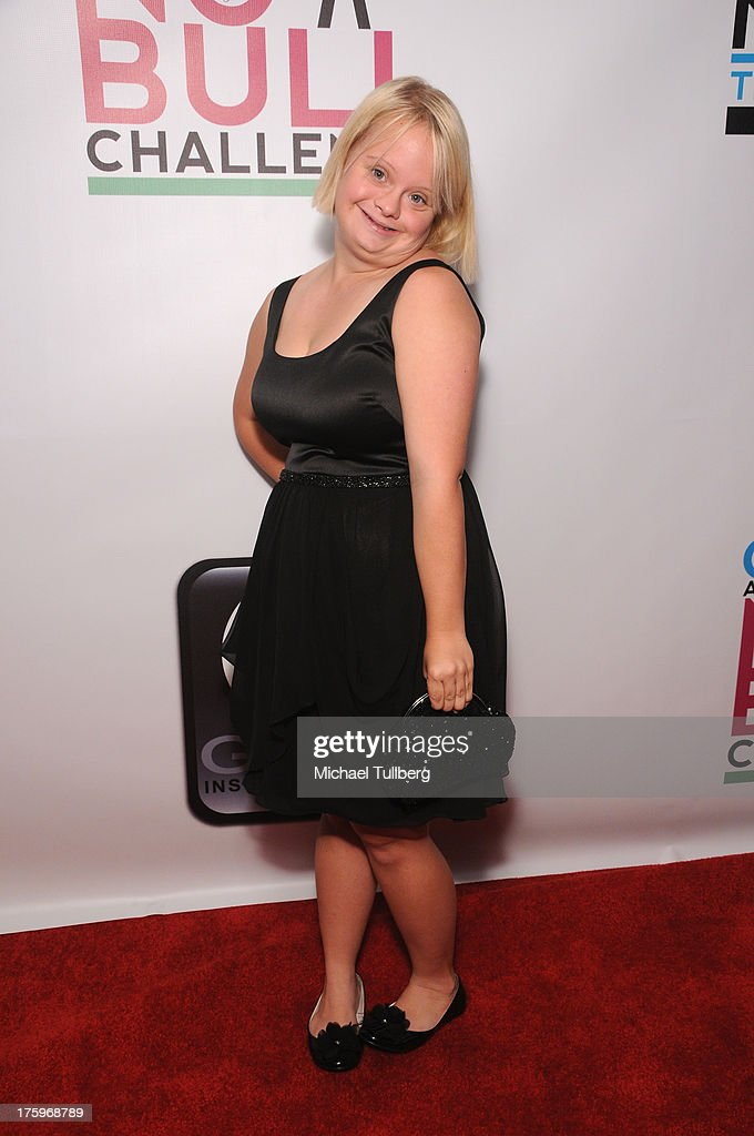 Actress Lauren Potter attends the 2013 No Bull Teen Video Awards at Westin LAX Hotel on August 10, 2013 in Los Angeles, California.