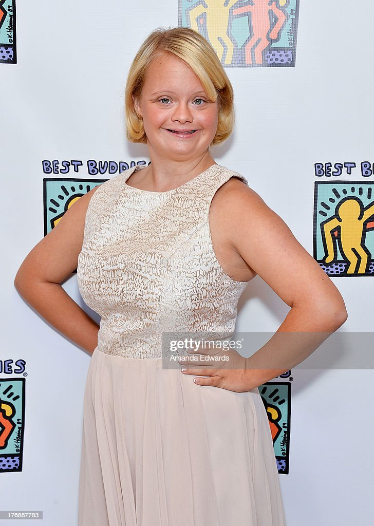 Actress Lauren Potter attends the Team Maria benefit for Best Buddies at Montage Beverly Hills on August 18, 2013 in Beverly Hills, California.