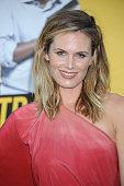 Actress Lauren Shaw attends the Warner Bros Pictures premiere of 'Central Intelligence' held at Regency Village Theater on June 10 2016 in Westwood...