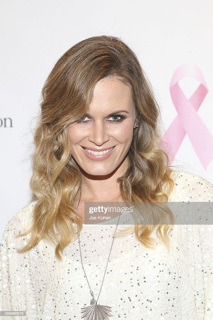 Actress Lauren Shaw attends TJ Scott's 'In The Tub' book launch party at Light in Art on December 12, 2013 in Los Angeles, California.