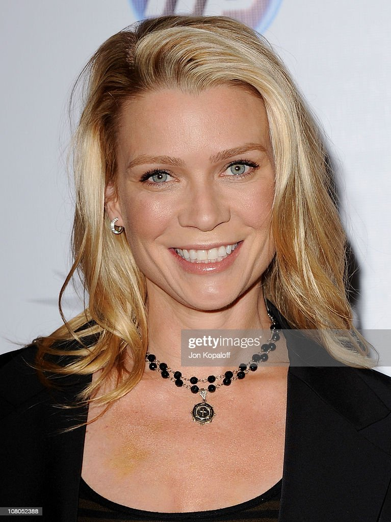 Actress Laurie Holden arrives at the 2011 AFI Awards at The Four Seasons Hotel on January 14, 2011 in Beverly Hills, California.