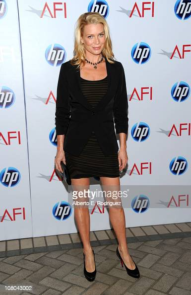 Actress Laurie Holden attends the Eleventh Annual AFI Awards at the Four Seasons Hotel on January 14 2011 in Los Angeles California