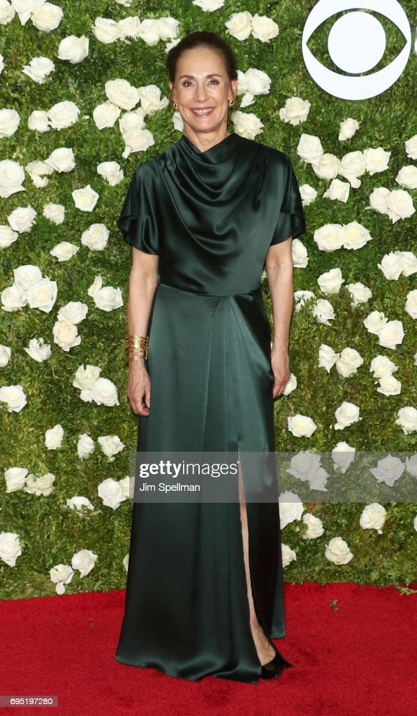 Actress Laurie Metcalf attends the 71st Annual Tony Awards at Radio City Music Hall on June 11, 2017 in New York City.