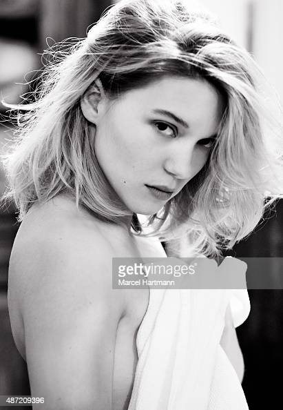 Lea Seydoux, Paris Match,