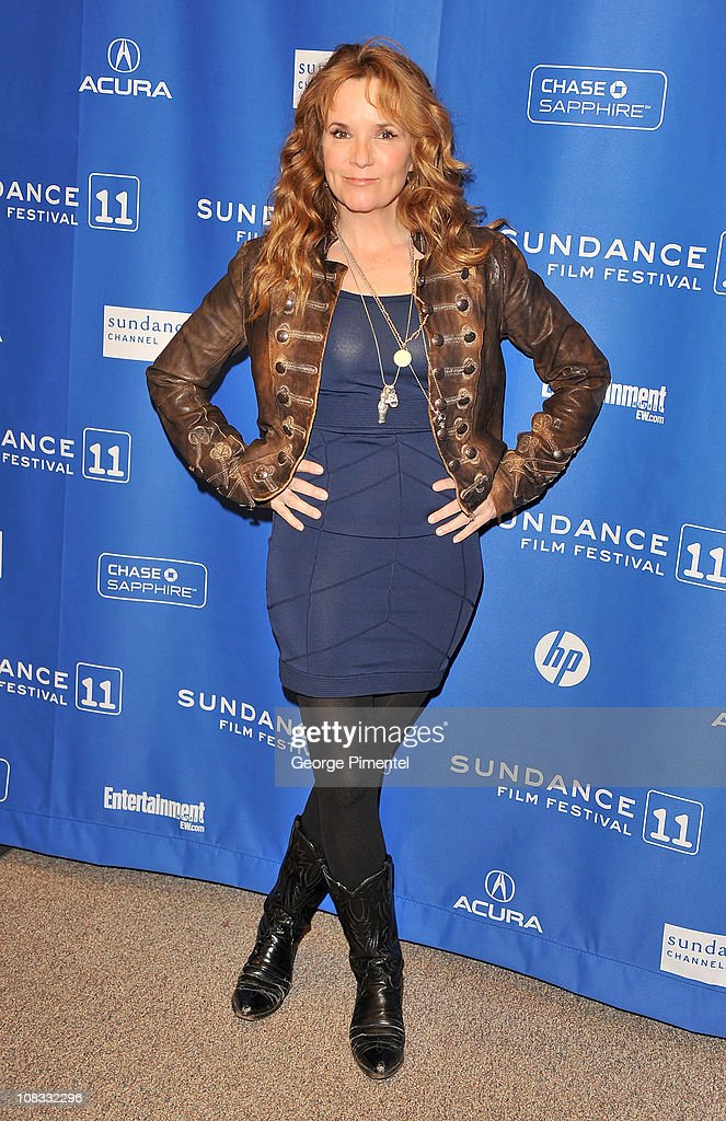 Actress Lea Thompson attends 'The Convincer' Premiere at the Eccles Center Theatre during the 2011 Sundance Film Festival on January 25 2011 in Park...