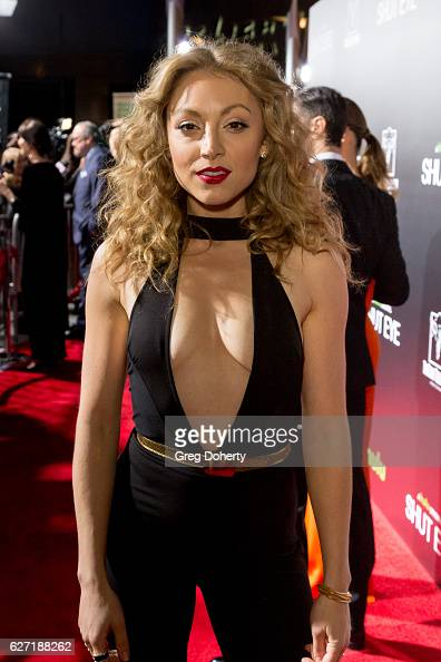 Leah Gibson Stock Photos And Pictures Getty Images