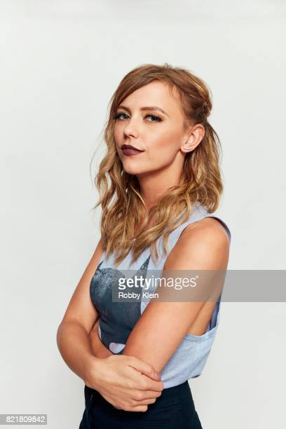 Actress Leah Pipes from CW's 'The Originals' poses for a portrait during ComicCon 2017 at Hard Rock Hotel San Diego on July 22 2017 in San Diego...