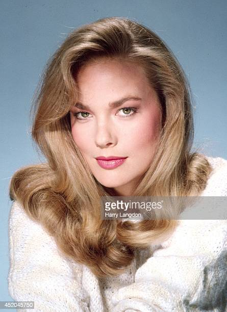 Actress Leann Hunley poses for a portrait in 1987 in Los Angeles California