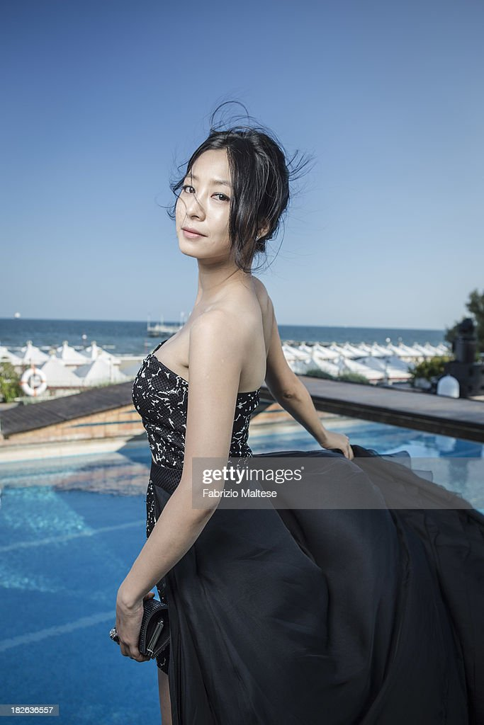 Actress Lee Eun-woo is photographed for The Hollywood Reporter during the 70th Venice International Film Festival on September 9, 2013 in Venice, Italy.