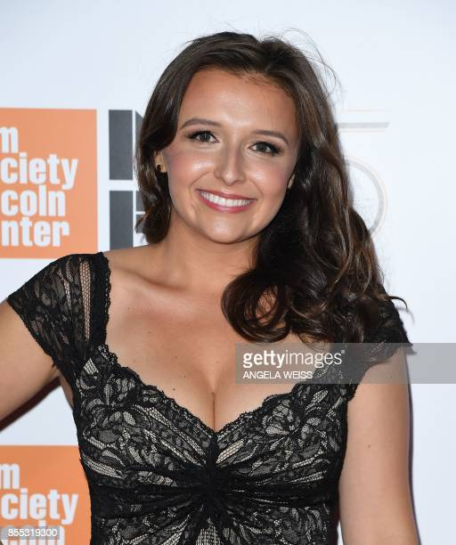 Actress Lee Harrington attends the opening night premiere of 'Last Flag Flying' during the 55th New York Film Festival at Alice Tully Hall Lincoln...