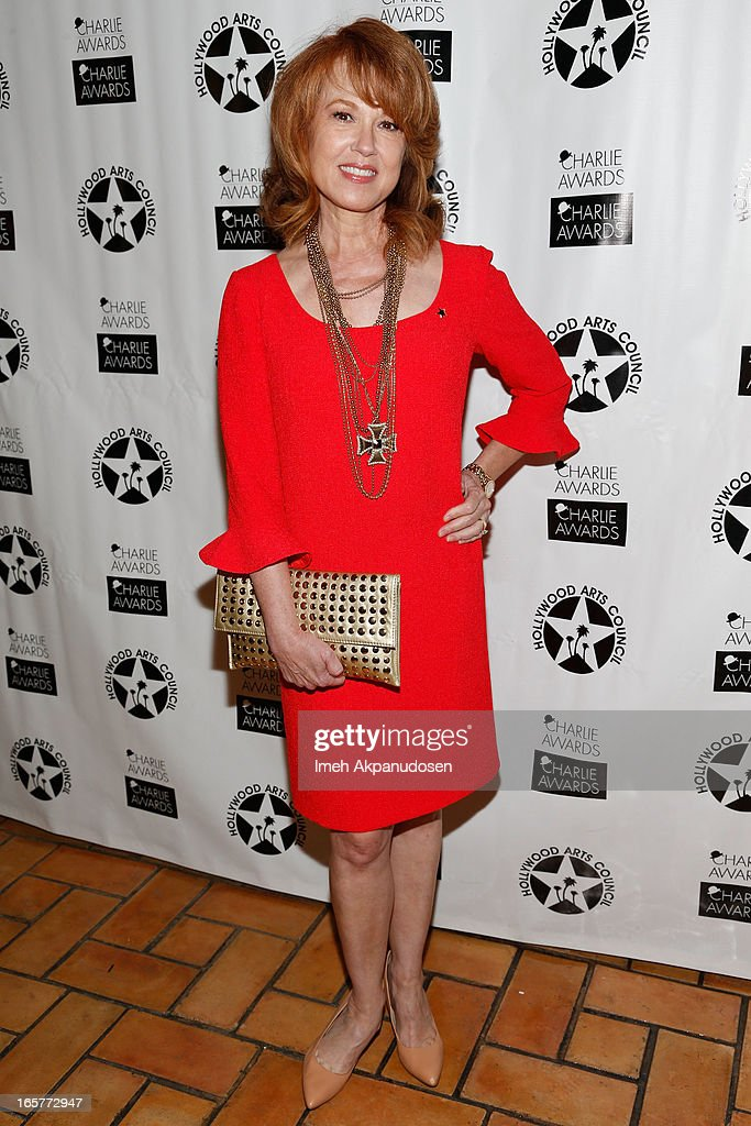 Actress Lee Purcell attends Hollywood Arts Council's 27th Annual Charlie Awards Luncheon at Hollywood Roosevelt Hotel on April 5, 2013 in Hollywood, California.