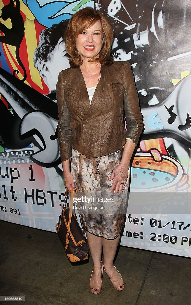 Actress Lee Purcell attends the 'Directors Series' 2nd Annual Commemorative Ticket press event presented by Red Line Tours at the Egyptian Theatre on January 17, 2013 in Hollywood, California.