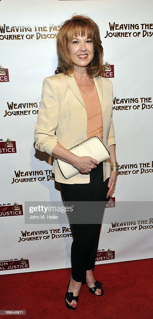 Actress Lee Purcell attends the screening of 'Weaving The Past: Journey Of Discovery' at the Linwood Dunn Theater at the Pickford Center for Motion Study on May 18, 2013 in Hollywood, California.