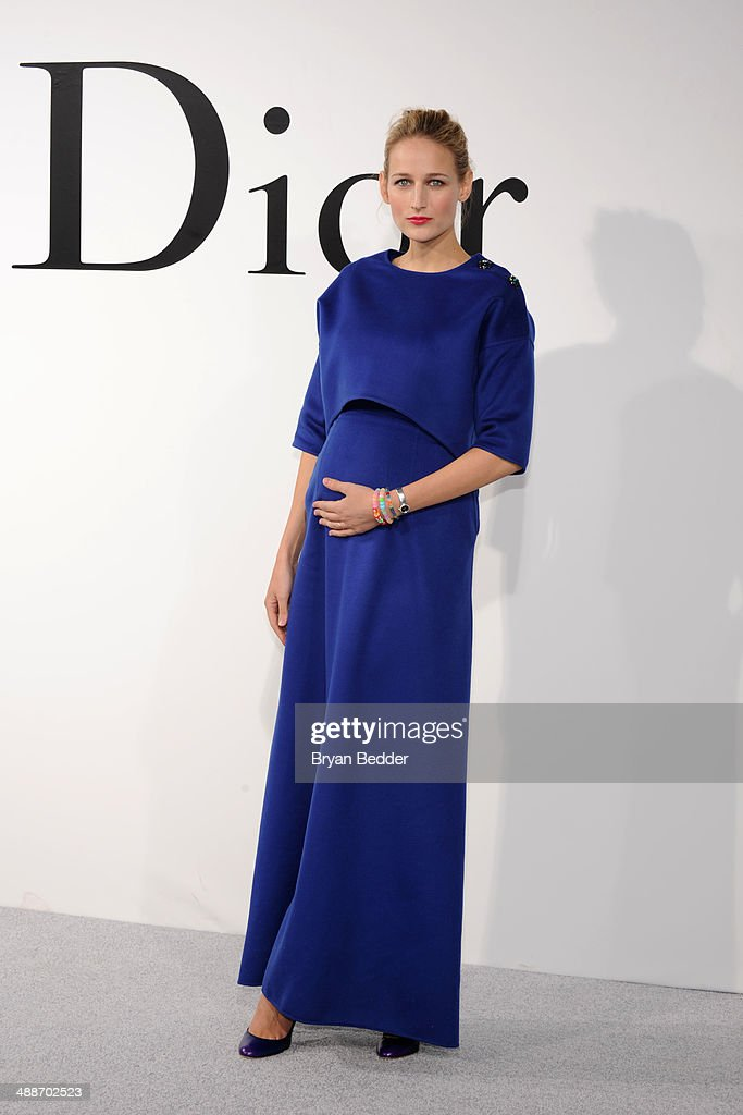 Actress <a gi-track='captionPersonalityLinkClicked' href=/galleries/search?phrase=Leelee+Sobieski&family=editorial&specificpeople=207006 ng-click='$event.stopPropagation()'>Leelee Sobieski</a> attends the Christian Dior Cruise 2015 Show on May 7, 2014 in Brooklyn, New York City.