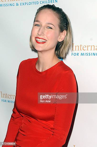 Actress Leelee Sobieski attends the International Centre for Missing Exploited Children's Inaugural Gala at Gotham Hall on May 7 2015 in New York City