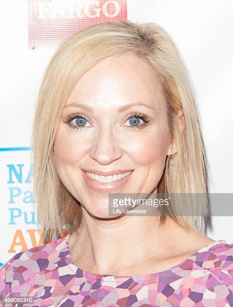 Actress LeighAllyn Baker arrives at the Celebrity Holiday StuffAThon For Foster Kids at Hotel Angelino on November 16 2014 in Los Angeles California