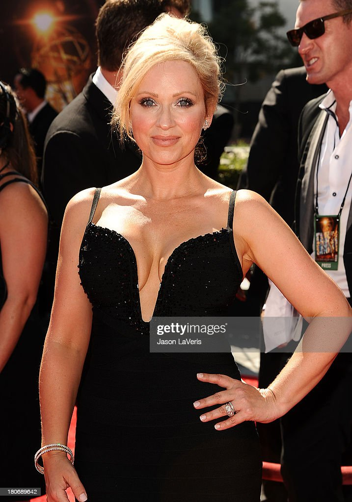 Actress Leigh-Allyn Baker attends the 2013 Creative Arts Emmy Awards at Nokia Theatre L.A. Live on September 15, 2013 in Los Angeles, California.