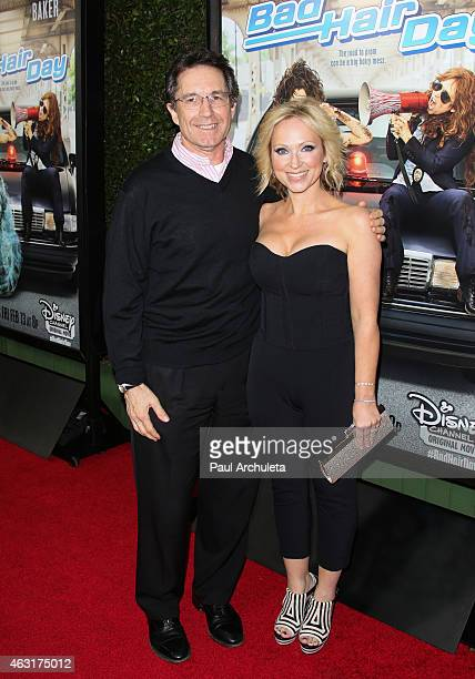 Actress LeighAllyn Baker attends the Los Angeles premiere of 'Bad Hair Day' a Disney Channel original movie at Walt Disney Studios on February 10...