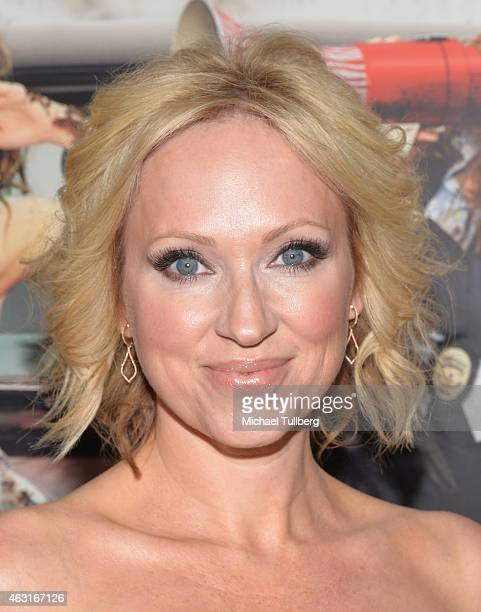 Actress LeighAllyn Baker attends the Los Angeles premiere of the Disney Channel Original Movie 'Bad Hair Day' at Walt Disney Studios on February 10...