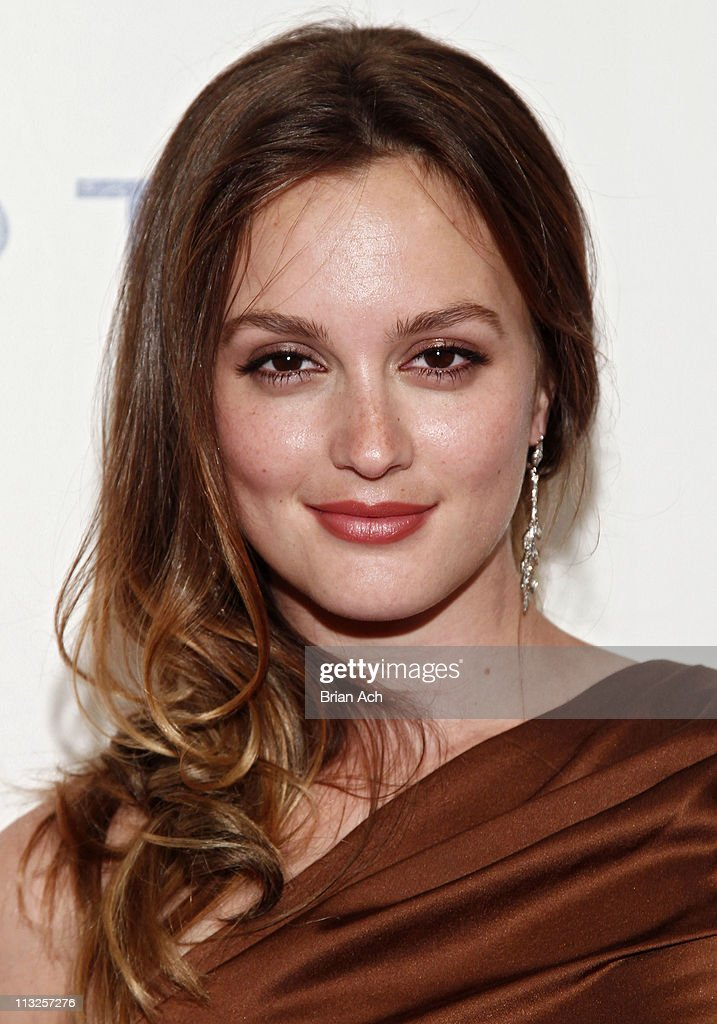 Actress <a gi-track='captionPersonalityLinkClicked' href=/galleries/search?phrase=Leighton+Meester&family=editorial&specificpeople=3947554 ng-click='$event.stopPropagation()'>Leighton Meester</a> attends the 5th annual DKMS Gala at Cipriani Wall Street on April 28, 2011 in New York City.