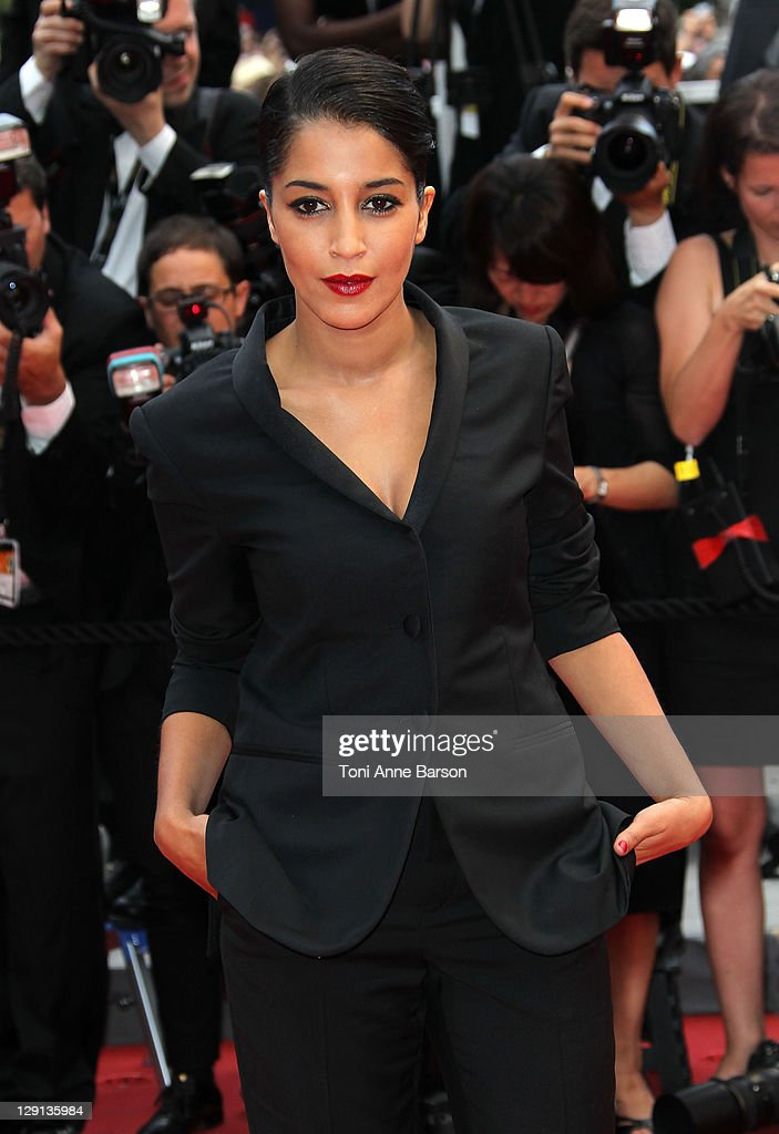 Actress Leila Bekhti attends the 'Les Bien-Aimes' Premiere and Closing Ceremony during the 64th Annual Cannes Film Festival at the Palais des Festivals on May 22, 2011 in Cannes, France.
