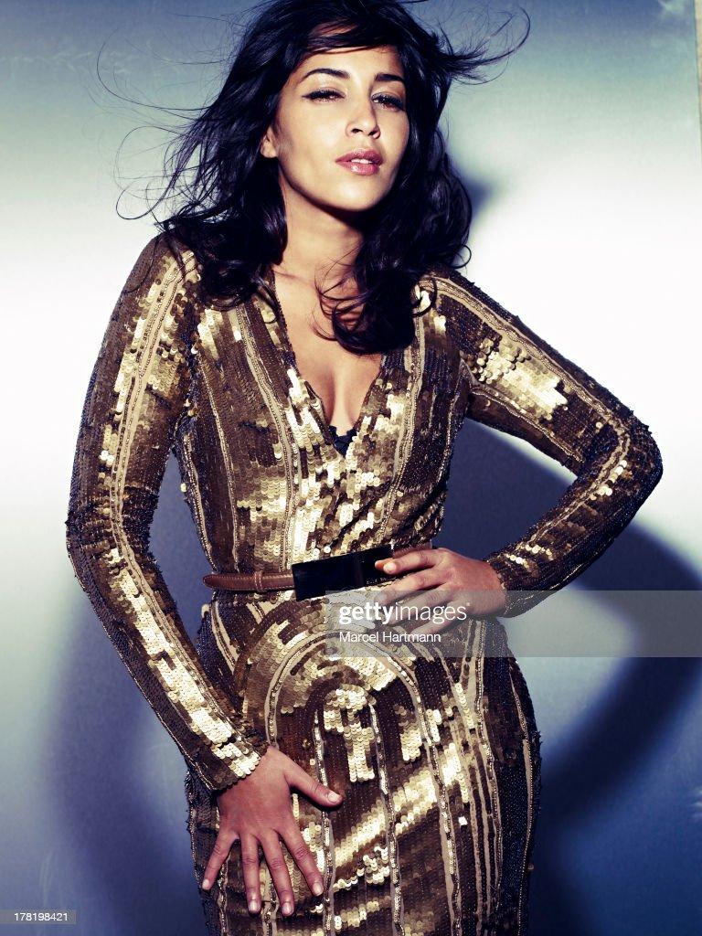 Leila Bekhti, Marie Claire Magazine, November 2013
