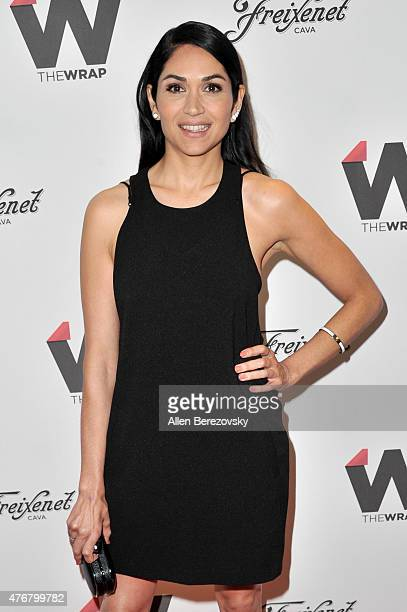 Actress Lela Loren arrives at TheWrap's 2nd Annual Emmy Party at The London Hotel on June 11 2015 in West Hollywood California