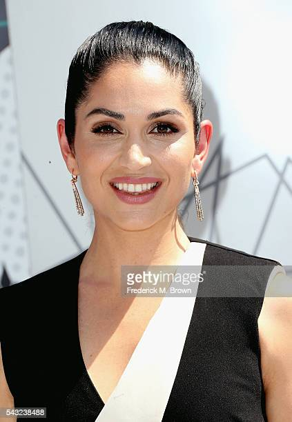 Actress Lela Loren attends the 2016 BET Awards at the Microsoft Theater on June 26 2016 in Los Angeles California