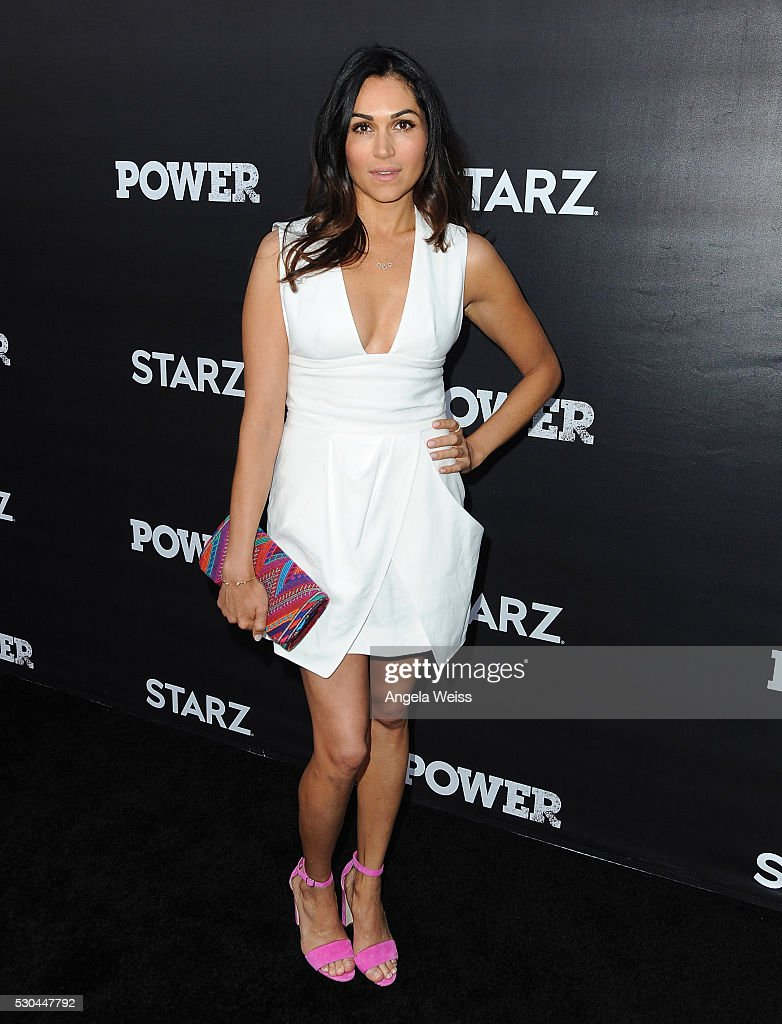 for your consideration event for starzs actress lela loren attends the for your consideration event for starzs power at