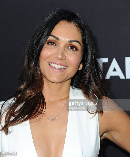 Actress Lela Loren attends the For Your Consideration Event for STARZs' 'Power' at ArcLight Hollywood on May 10 2016 in Hollywood California