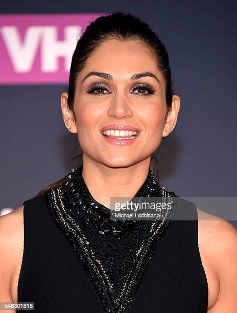 Actress Lela Loren attends the VH1 Hip Hop Honors All Hail The Queens at David Geffen Hall on July 11 2016 in New York City