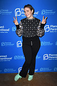 Actress Lena Dunham attends the Lena Dunham and Planned Parenthood Host Sex Politics Film Cocktail Reception at The Spur on January 24 2016 in Park...