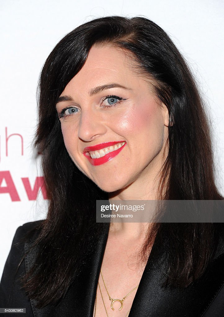 Actress <a gi-track='captionPersonalityLinkClicked' href=/galleries/search?phrase=Lena+Hall&family=editorial&specificpeople=9446196 ng-click='$event.stopPropagation()'>Lena Hall</a> attends the 8th Annual National High School Musical Theatre Awards at Minskoff Theatre on June 27, 2016 in New York City.