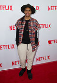 Actress Lena Waithe attends Netflix's 'Master Of None' Emmy season screening and panel at The Paley Center for Media on May 18 2016 in Beverly Hills...