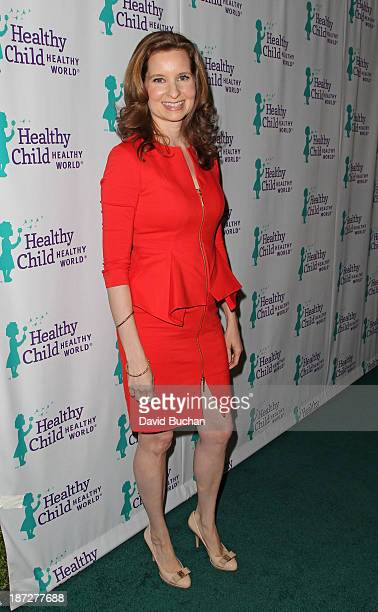 Actress Lennon Parham attends the Mom On A Mission's 5th Annual Awards Gala on November 6 2013 in Pacific Palisades California