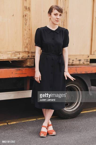 Actress Leonor Serraille is photographed for Self Assignment on May 23 2017 in Cannes France