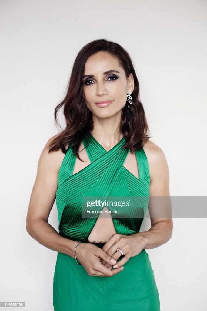 Actress Leonor Varela is photographed on September 9, 2017 in Deauville, France.