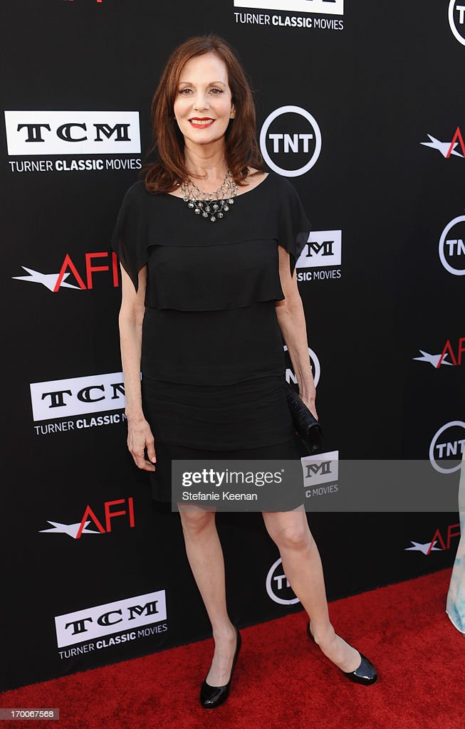 Actress <a gi-track='captionPersonalityLinkClicked' href=/galleries/search?phrase=Lesley+Ann+Warren&family=editorial&specificpeople=214572 ng-click='$event.stopPropagation()'>Lesley Ann Warren</a> attends AFI's 41st Life Achievement Award Tribute to Mel Brooks at Dolby Theatre on June 6, 2013 in Hollywood, California. 23647_003_SK_0512.JPG
