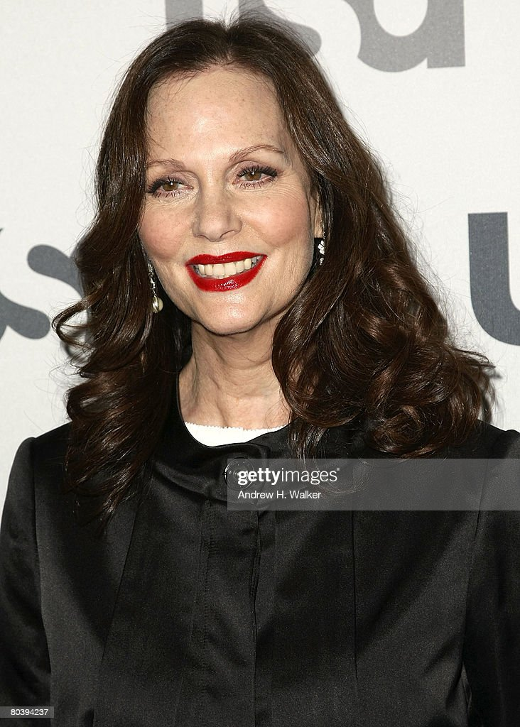 Actress Lesley Ann Warren attends the USA Network Upfront at The Modern on March 26, 2008 in New York City.