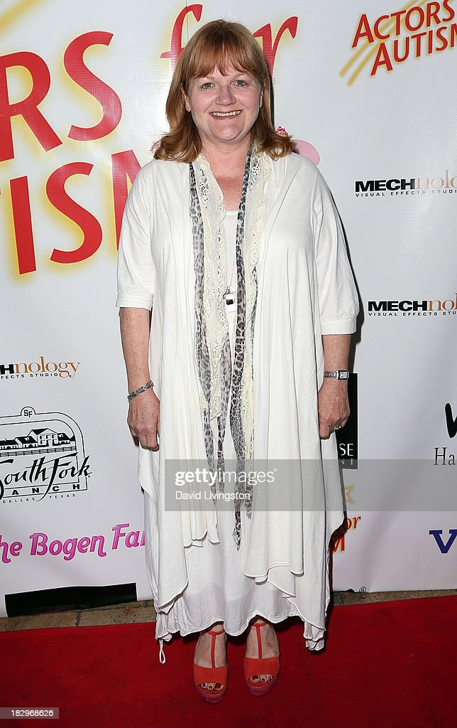 Actress Lesley Nicol attends Actors for Autism and Rockwell Table & Stage presents Reach for the Stars at Rockwell Table & Stage on October 2, 2013 in Los Angeles, California.