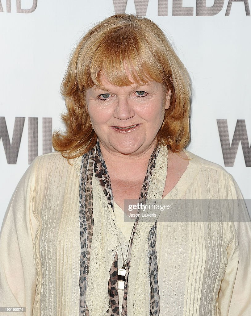 Actress Lesley Nicol attends WildAid 2015 at Montage Hotel on November 7, 2015 in Beverly Hills, California.